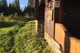 Stor staselig hytte - Foto: