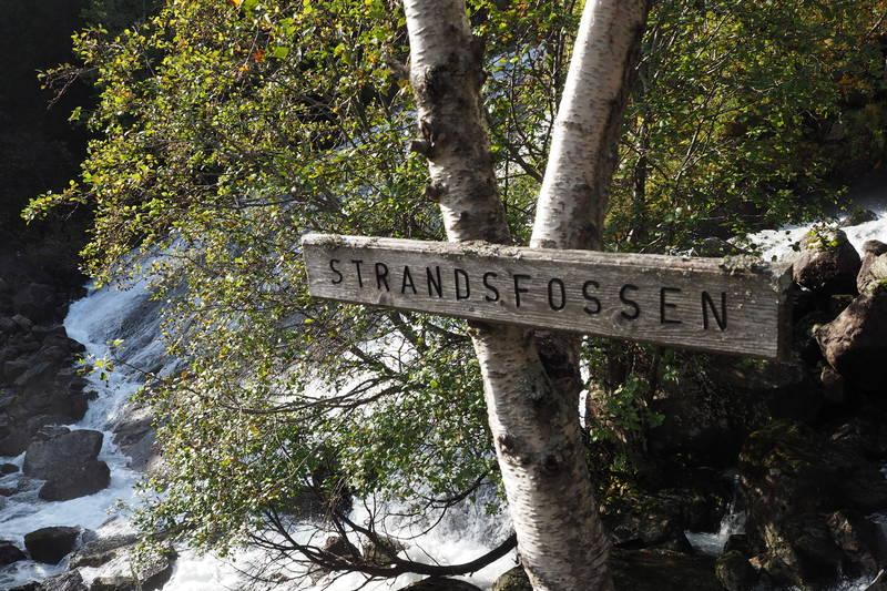 Strandsfossen