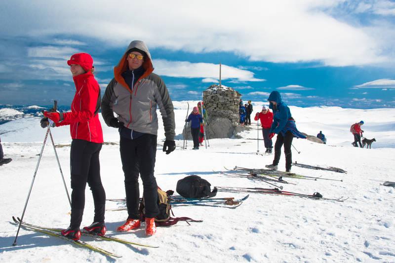 Hallingnatten er et svært populært mål om vinteren, da helst med start fra Nystølen i Nes Sørmark. Se Skisporet.no for info om skituren dit.