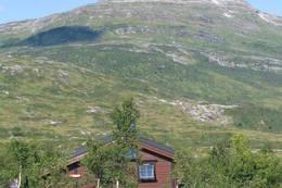Djeveltanna er fotogen til alle årstider - Foto: Bodø og Omegns Turistforening