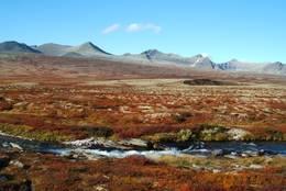 Storsmeden og Veslesmeden i Rondane - Foto: DNT