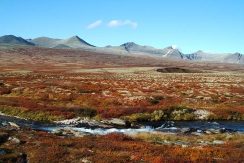 Storsmeden og Veslesmeden i Rondane