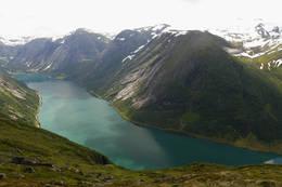 Kjøesnesfjorden - Foto: Anne Cecilie Kapstad