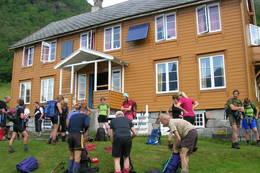 Forberedelser til Gjuratinden - Foto: Anne Olsen Bolsønes