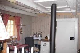 Kjøkken 2 - Foto: Inger Tangen