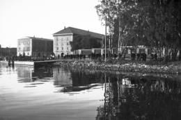 Magasinene - Foto: Marinemuseet