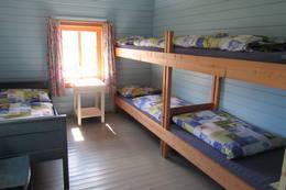 God plass på soverommene - Foto: Janet Bydal
