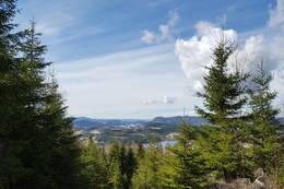 Utikt fra Persgårdshalla - Foto: Kathrine Kragøe Skjelvan
