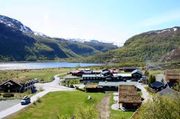 Østerbø Fjellstove i Aurlandsdalen - Foto: Østerbø Fjellstove