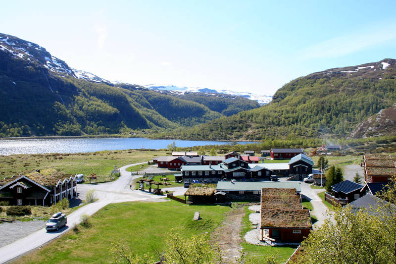 Østerbø Fjellstove i Aurlandsdalen