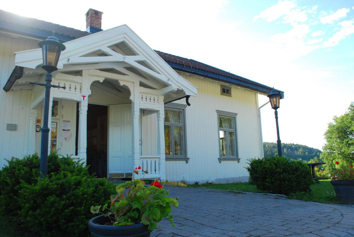 Hovedhuset på Breivoll er en perle.