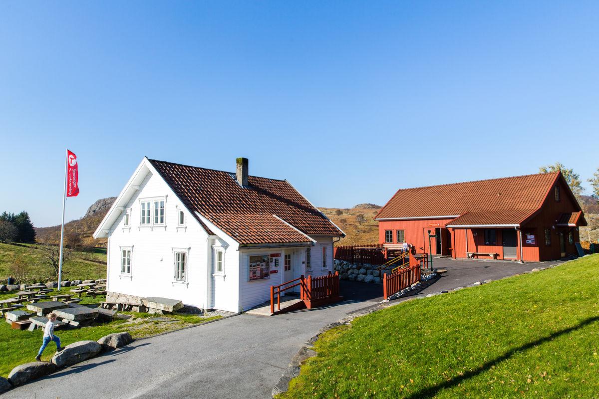 Gramstad hus