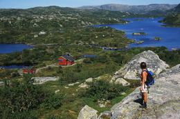 Taumevatn -  Foto: Stavanger Turistforening
