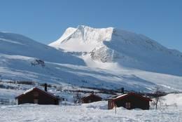 Rostahytta - Foto: Troms Turlag
