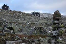 Bjordalsbu -  Foto: DNT Oslo og Omegn