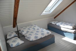 Sovesal i 2. etasje  - Foto: Frode Gustavsen, Tvedetrandsposten