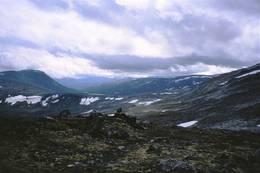 Vakkerdalsbandet mot sør - Foto: Ivar Vullum