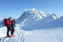 Skitur mot Møysalen - Foto: Trond Løkke