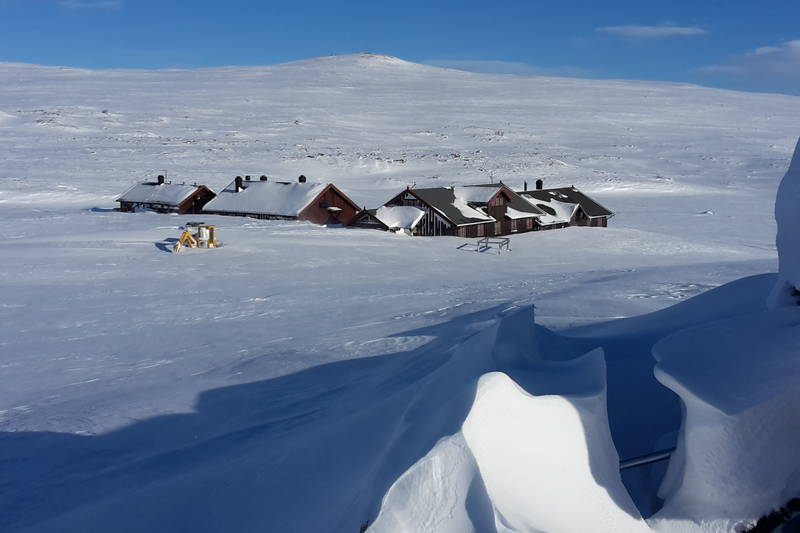 vinterstemning - Foto: