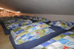 Soveplasser på hemsen - Foto: