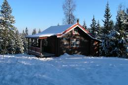 Tømtehytta (lille) - Foto: Per Roger Lauritzen