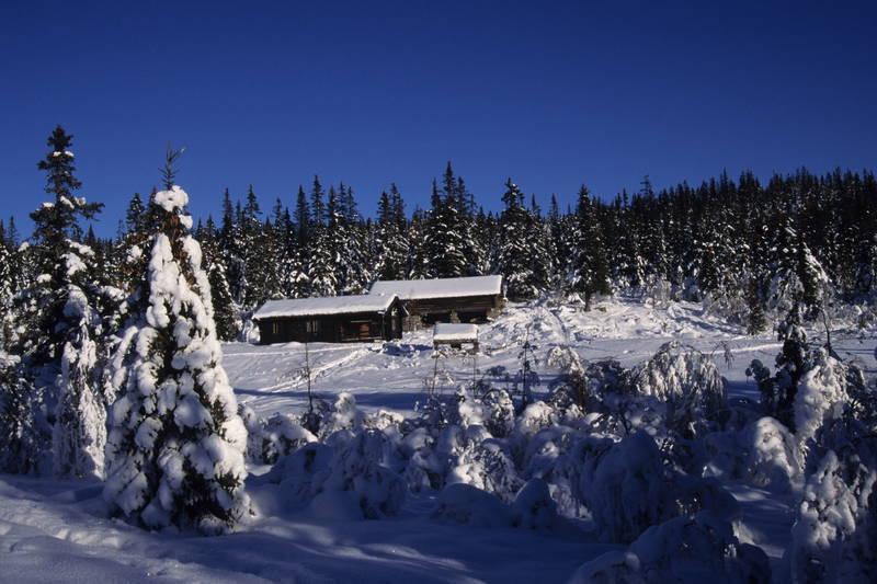 Øvre Fjellstul