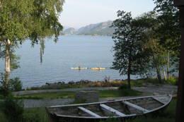 Utleie av båt og kajakker - Foto: Njål Vadla