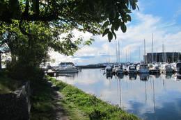 Småbåthavna i Fyllinga - Foto: Ukjent
