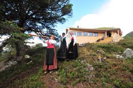 Åpning av Jonstølen sommeren 2014 - Foto: Ukjent