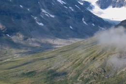 Spiterstulen. August -08  - Foto: Karina Tesaker
