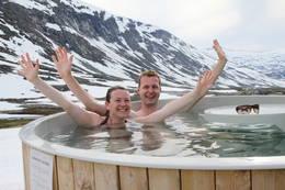 Badestampen ved Stavali - Foto: André Marton Pedersen