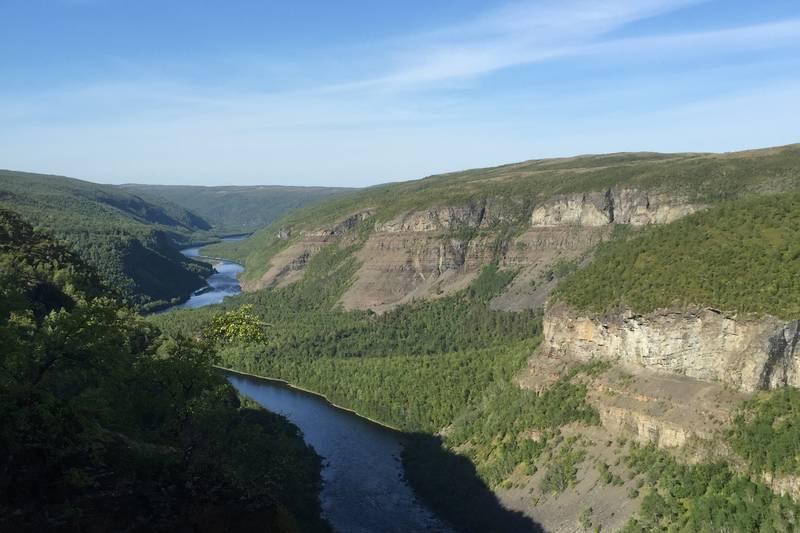 Alta canyon