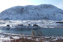 Gjendesheim vinterstid. - Foto: DNT Oslo og Omegn