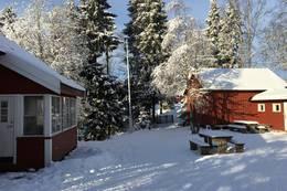 Vinter på Fjellvang - Foto: Linda Sannum