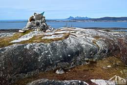 Høgnakken i Bodø -  Foto: Tursiden for Bodø og Salten