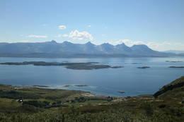 De Syv Søstre. The Helgeland cost. - Foto: Kai.G.Simonsen