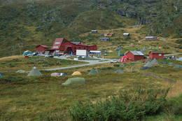Turtagrø hotel -  Foto: Merete Habberstad