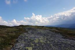 Vid utsikt fra Eggedalsfjellet -  Foto: Britt Fossøy