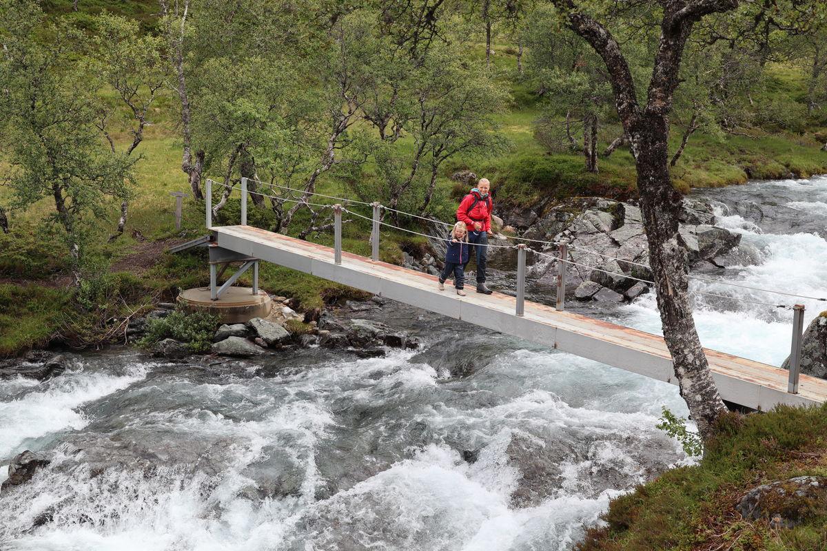 Broen over Jonstølånå
