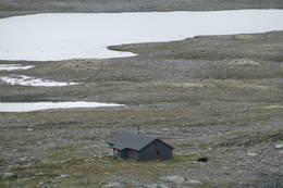 Raubergshytta - Foto: Birger Blomvik