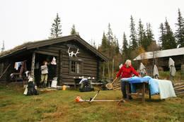 2008<br />dugnad - Foto: Mette Martinsen