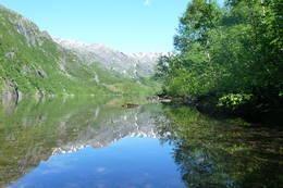 Godvatnet i Godvassdalen -  Foto: Ståle Rundberg