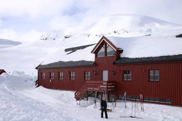 Fondsbu - Foto: DNT Oslo og Omegn