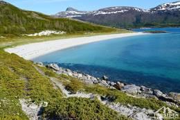 Strandtur til Auvika i Bodø -  Foto: Tursiden for Bodø og Salten