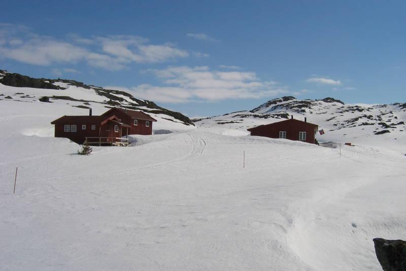 Vinter på Sloaros