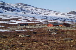 Vår ved Pyttbua - Foto: Marie Brøvig Andersen