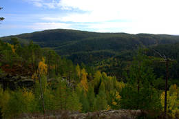 Utsikt fra Fjellhov - Foto: NTT
