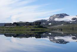 Blikkstille ved Finsevannet - Foto: Ronny Søbstad