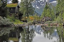 Vatnasetvatnet, Voss - Foto: Tone Repstad