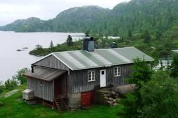 Mjåvasshytta -  Foto: Oddvind Lund